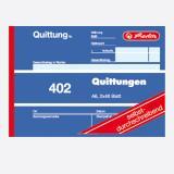 Quittung A6 2x40Blatt