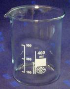 Becherglas 400 ml mit Ausguss