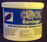 Kühlbandage ohne Vorkühlung