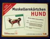 Lernkarten zur Muskulatur des Hundes