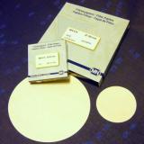 Filterpapier für Rundfilter